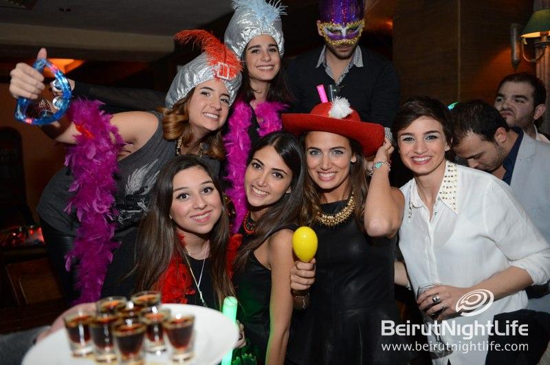 My Big Fat Lebanese New Year's Eve