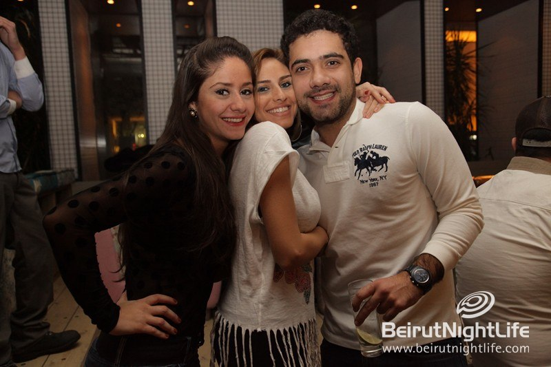 """F""""gh""""ench Night at Caprice"""