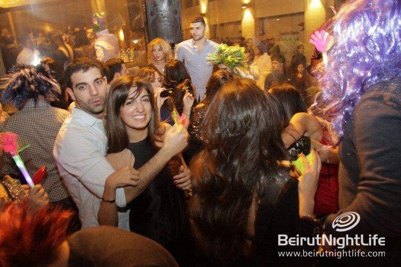 New Year's Fun Spills Over on Uruguay Street!