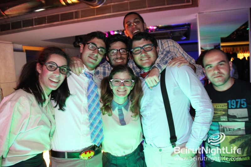 The Geeks Come Out to Party at Brut