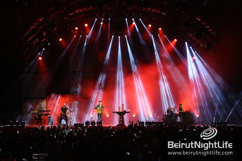 The Script wrap up Dubai Jazz Festival 2013