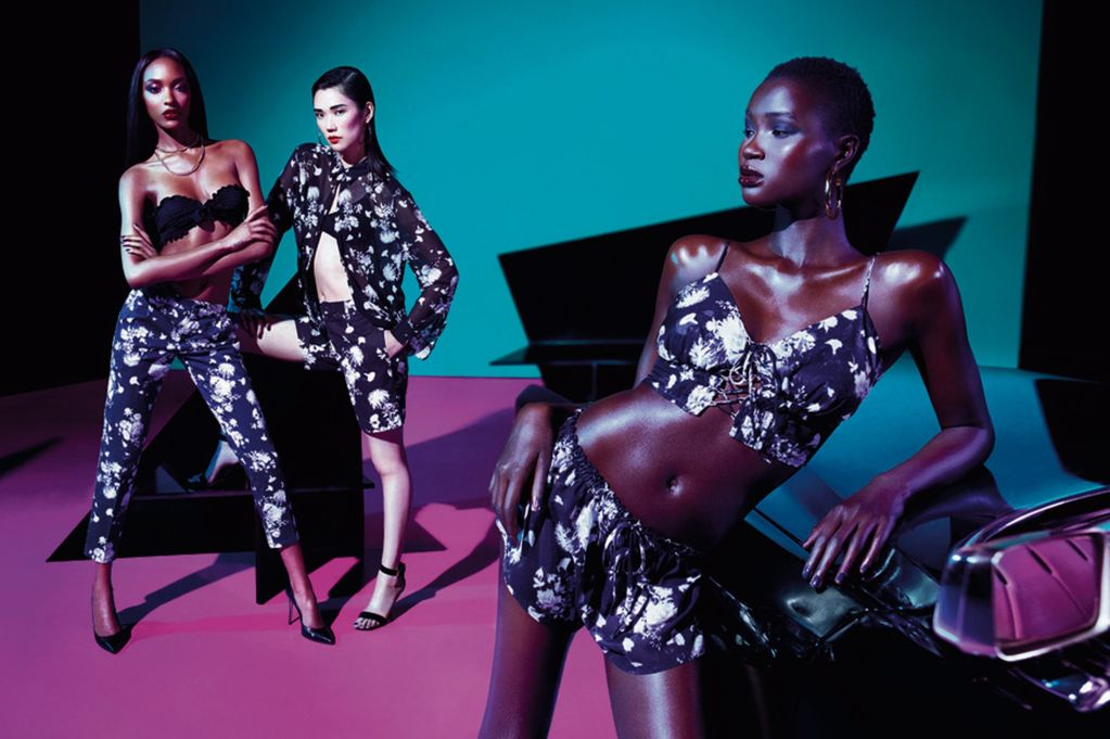 Rihanna unveils River Island clothing collection