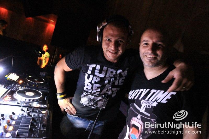 Fady Ferraye & Pablo____ bring Hurly Burly Back to B018