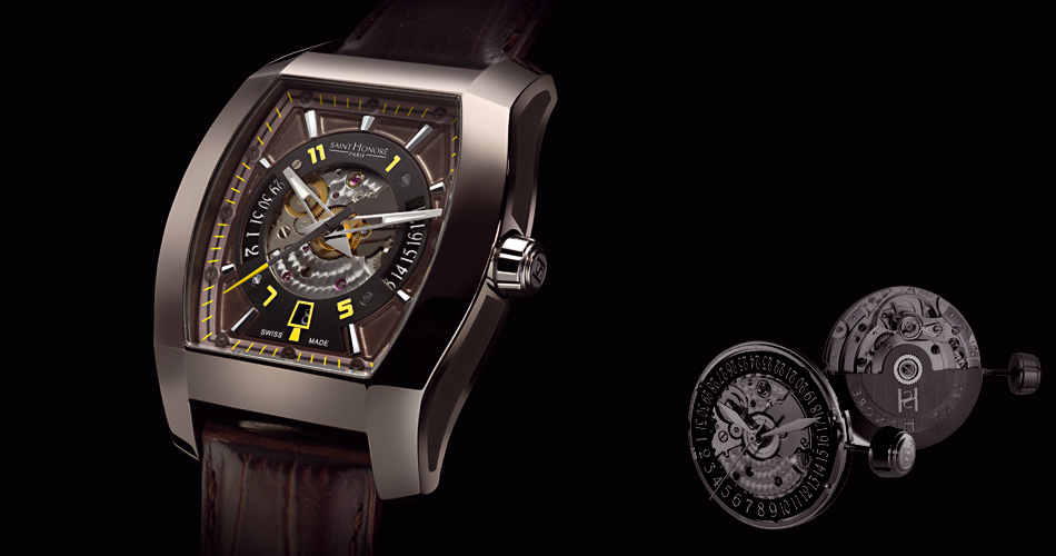 Exclusive interview with CEO of Saint Honoré Paris from BaselWorld 2013