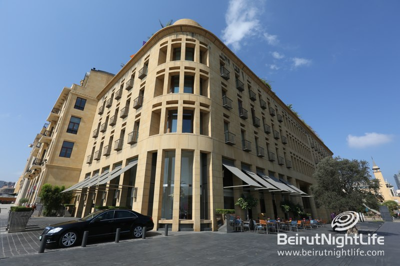 Welcome to the Luxurious Simplicity of Le Gray Beirut