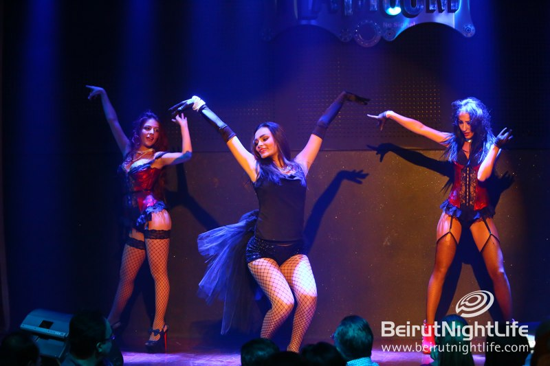 Come See the Sexy Burlesque Show at Playroom