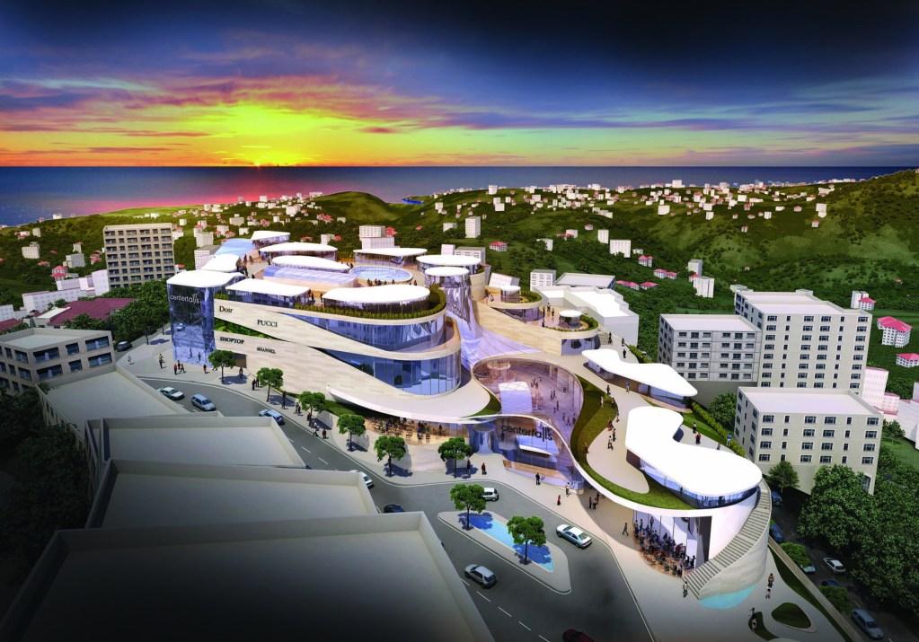 SIDCOM brings to Lebanon the Designer Outlet Resort Concept