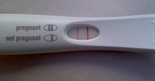 This Man Took A Pregnancy Test As A Joke. It Showed Positive, But That's Not Even The Crazy Part.
