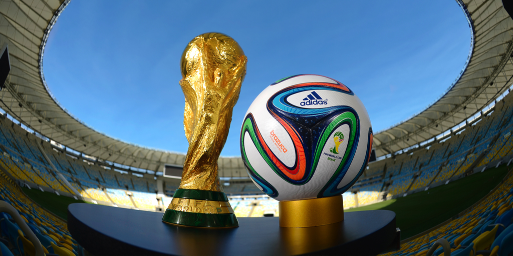 Win with our adidas World Cup Competition!
