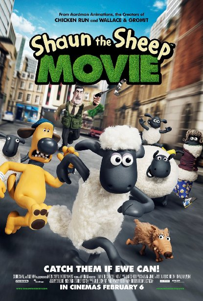 """Win Free Tickets for """"Shaun The Sheep"""" at VOX Cinemas"""