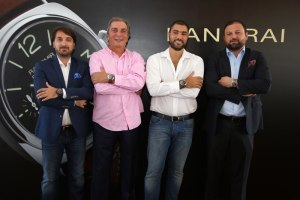 Officine Panerai event at Boulevard Beirut