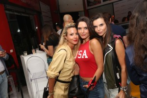A One of its Kind Garage Party at AUTO SHINE CAR SPA with the Iconic Italian Fashion Brand GOLDEN GOOSE DELUXE BRAND
