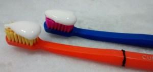 foto escova de dente