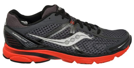 Shoe Review: Saucony ProGrid Mirage