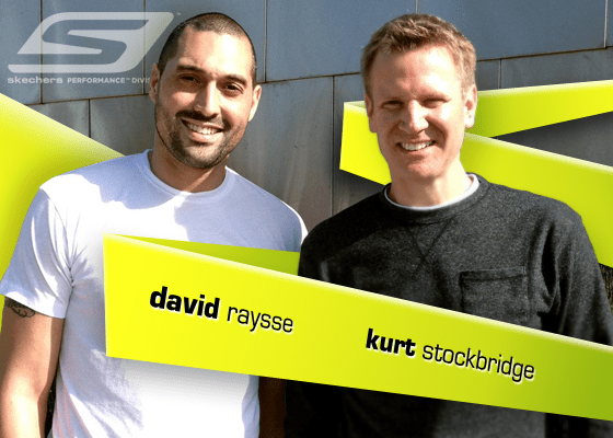 Interview: Kurt Stockbridge and David Raysse from Skechers Performance Division