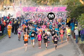 26.2 With Donna The National Marathon to Finish Breast Cancer