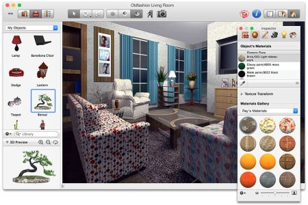 live interior 3d home and interior design software for mac
