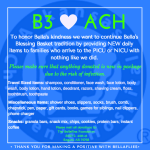 Support ACH = Donate to B3