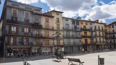 Plaza Espana Calatayoud