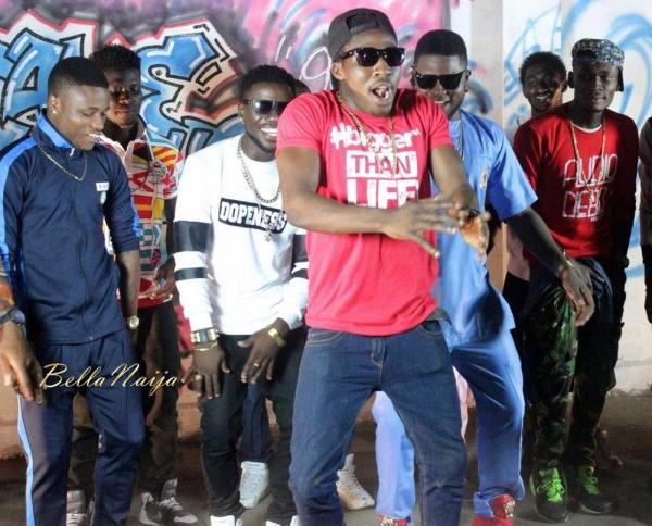 Skales - Shake Body Video Shoot  - June 2014 - BellaNaija.com 01 (11)