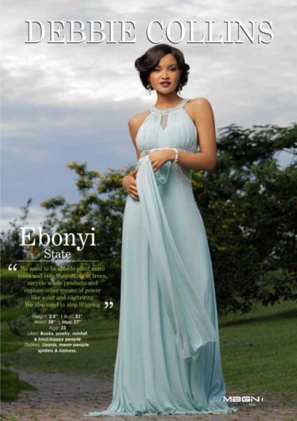Runner Up Miss Ebonyi