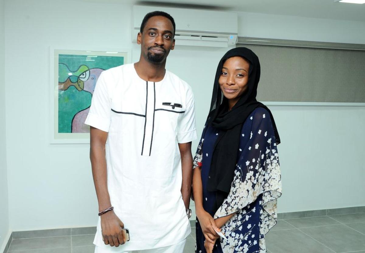 Abdul and Aisha