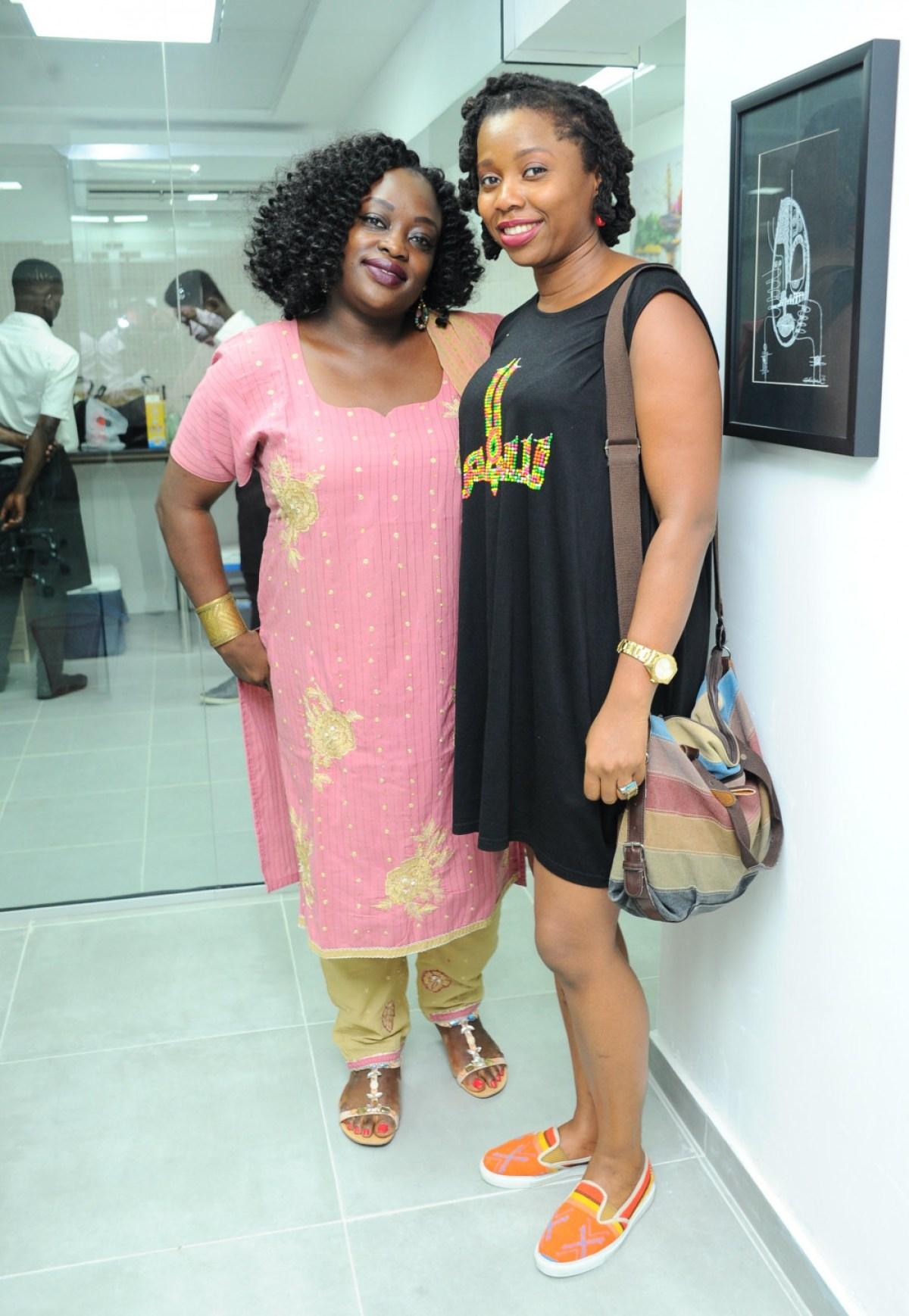 Abiola and Ebere