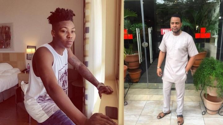 BellaNaija - Reekado Banks accuses DJ Xclusive of sidelining Him on a Song