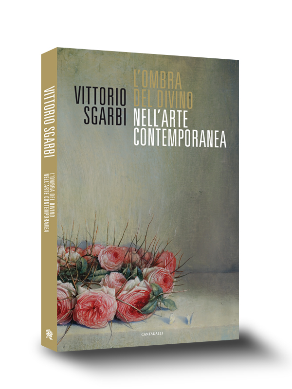 Cover book | Vittorio Sgarbi
