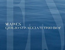 Packaging | CD Mares | Giulio Stracciati Trio Boy