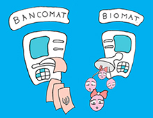 Cover book | Biobanche | Assuntina Morresi