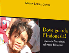 Cover book | Dove guarda l'Indonesia