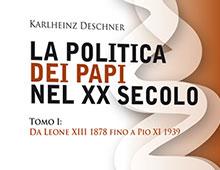 Cover book | La politica dei Papi nel XX secolo