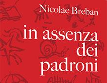 Book cover | In assenza dei padroni | Nicolae Breban