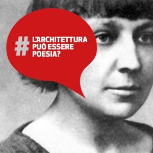 L'architettura può essere Poesia?   Marina Ivanovna Cvetaeva