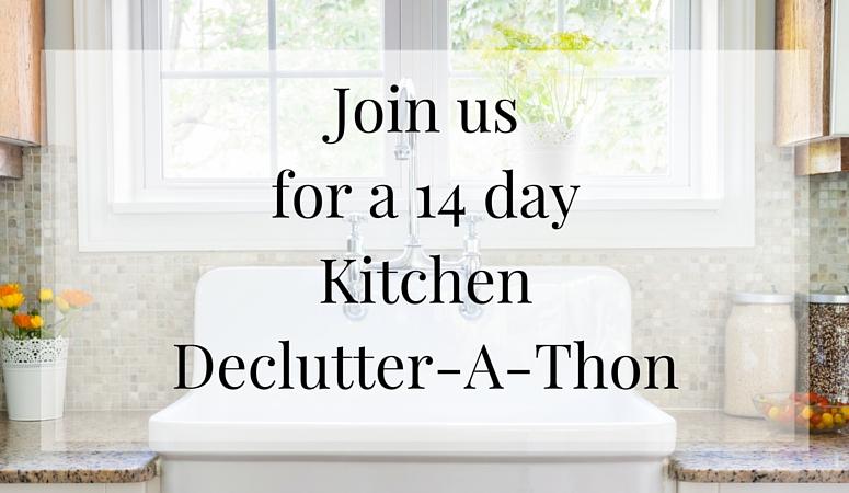 Declutter-A-Thon
