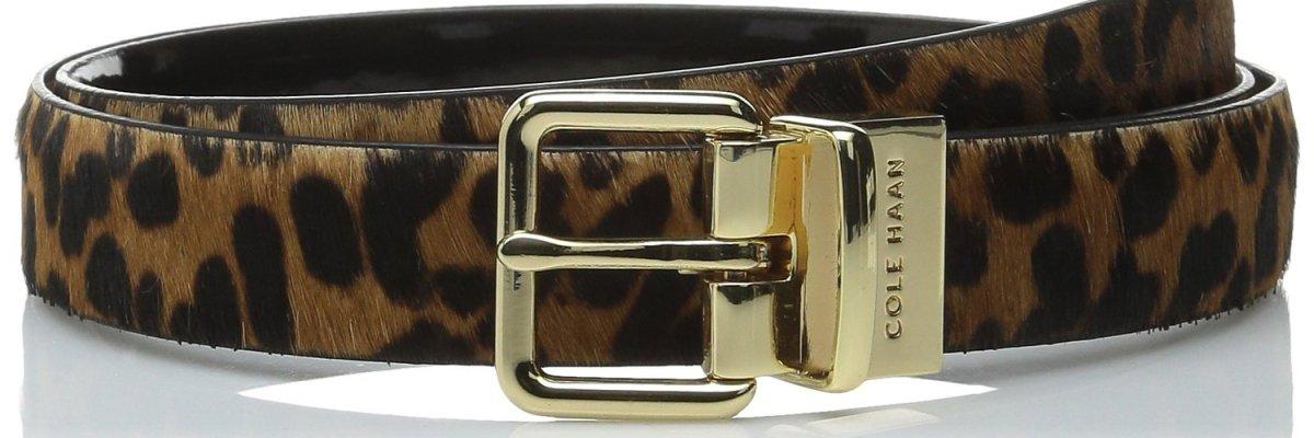Cole Haan Leopard