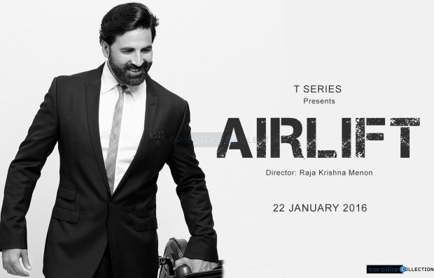 Airlift Movie Box Office Collections