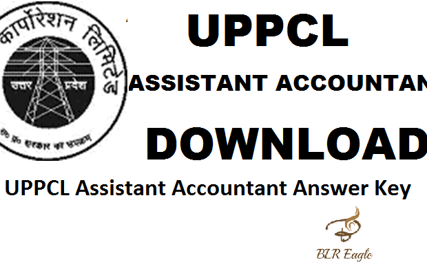 UPPCL Assistant Accountant Answer Key