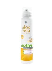 LR Aloe Vera Sun Care Sun Spray Active 30
