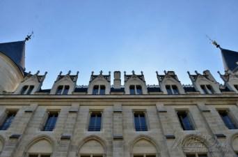 La Conciergerie is a former royal palace and prison in Paris, France, located on the west of the Île de la Cité. It is part of the larger complex known as the Palais de Justic