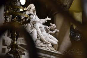 Pietà of Nicolas Coustou