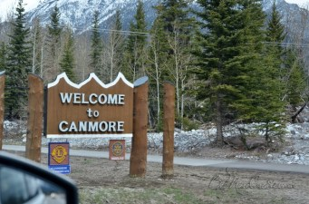Canmore for lunch