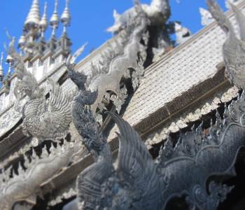 5 Delightfully Unique Temples in Chiang Mai, Thailand