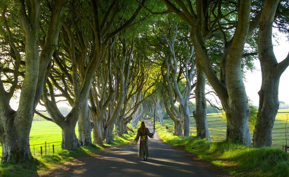 I Became a Game of Thrones Character in Northern Ireland