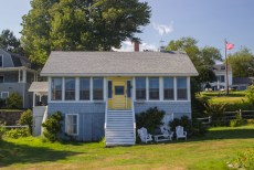 House on Peaks Island