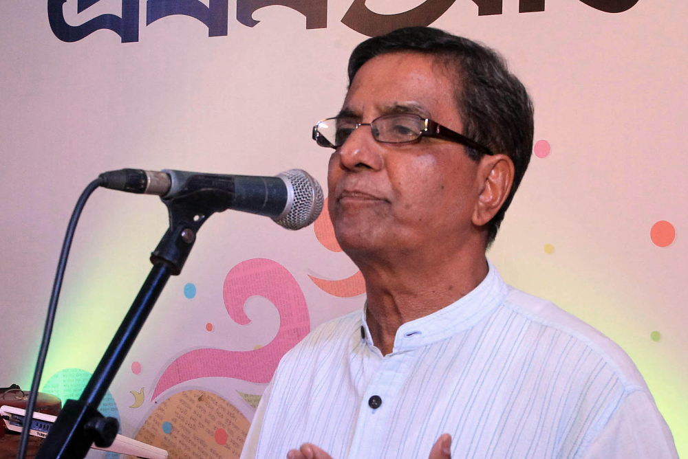 Image result for Matiur Rahman, editor of Bangladesh's Prothom Alo