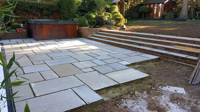Gallery for Garden decking maidstone