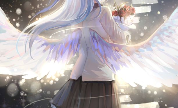 kanade wings