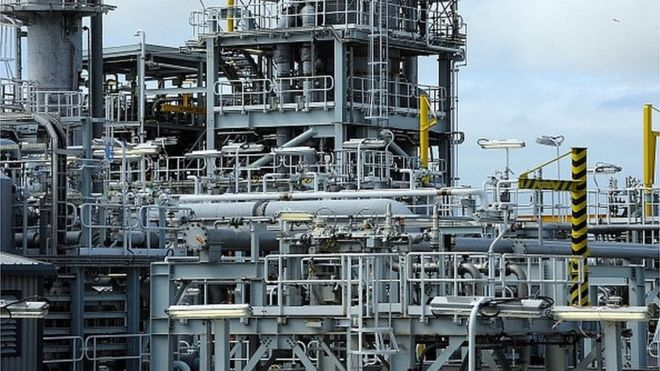 Total's boss says North Sea oil and gas 'has a future'